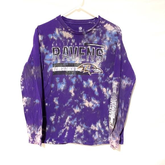 custom ravens t shirt